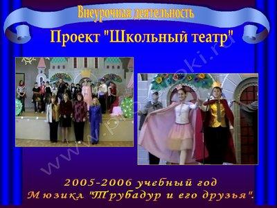 Школьный сценарий день театра